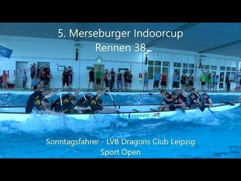 Sonntagsfahrer - LVB Dragons Club Leipzig (Sport Open) | Rennen 38 - 5. Merseburger Indoorcup