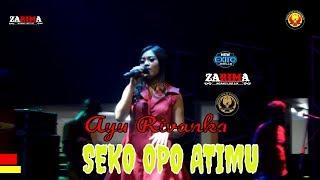 Gambar cover ZARIMA SEKO OPO ATIMU (SANDIOS PENDHOZA COVER) AYU RIVANKA
