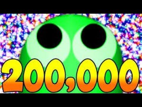 Slither İO Dünya Rekoru 200000 SKORR