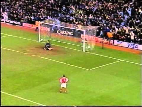 Coventry City 3 Arsenal 2 1999