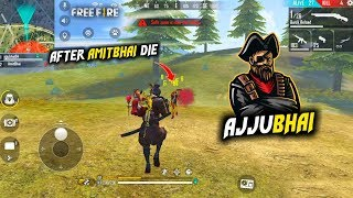 After Amitbhai Die i Play Natural Duo Game - Garena Free Fire