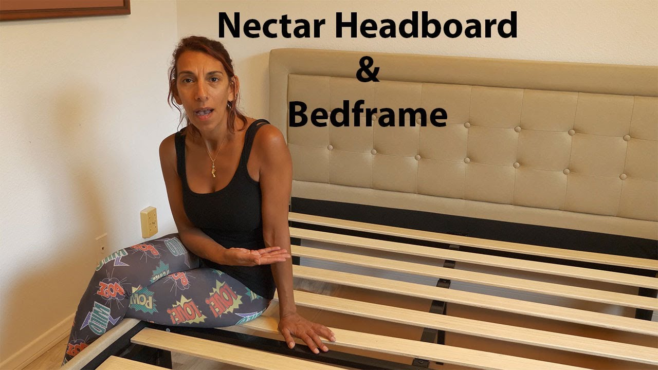 Nectar Headboard Review And Assembly Youtube