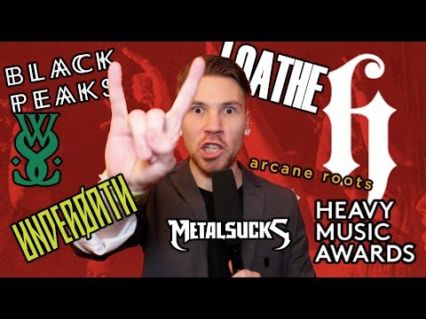 Heavy Music Awards 2018 Wrap-Up Report | MetalSucks