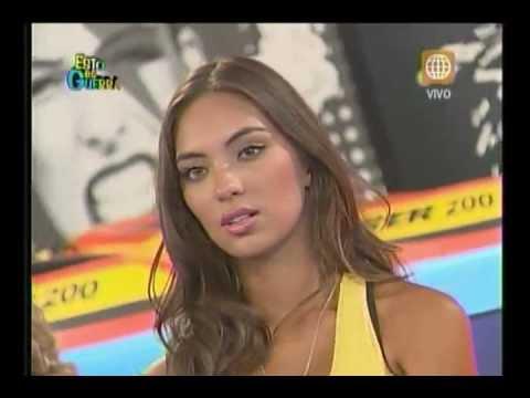 Esto es Guerra: Natalie reveló que aún quiere a Gino - 14/03/2013