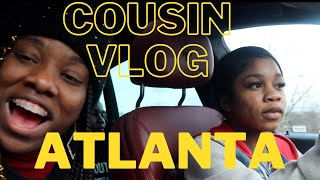 ATL VLOG| Cousin Trip to Lennox and Magic responds to Diss Track