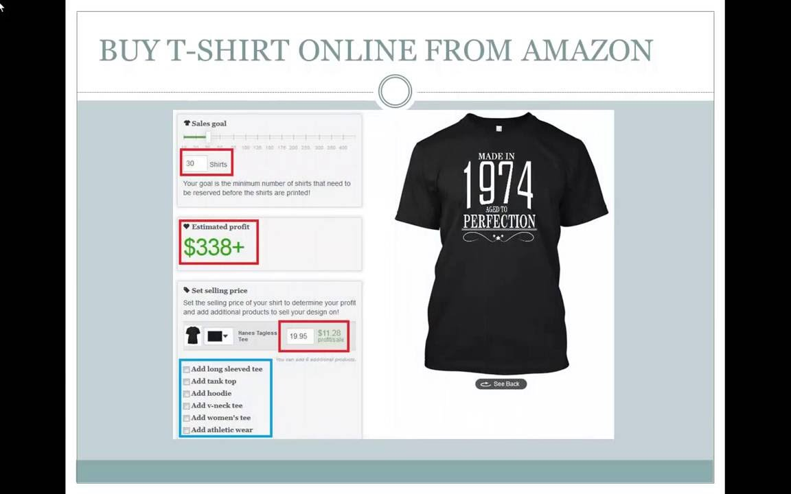 Design t shirts online - How To Buy T Shirt Online For Men And Women