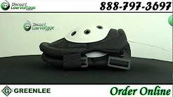 Swivel Cap Kneepads with Elastic straps and Buckle Closure