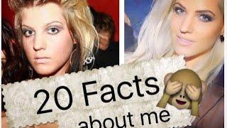 ♡ 20 Facts about me ♡I Sarah Nowak erzählt