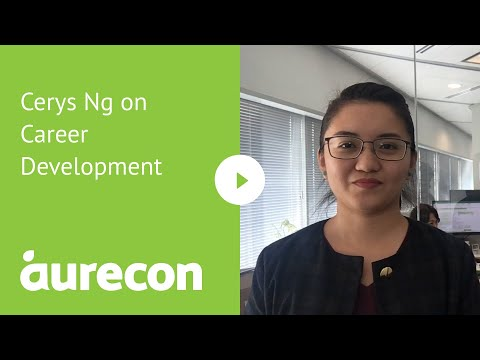 Cerys Ng on Career Development