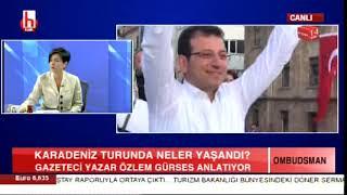 Ekrem imamoğlu'nun Karadeniz turunun tüm detayları / İdris Akyüz ile Ombudsman / 09.06.2019