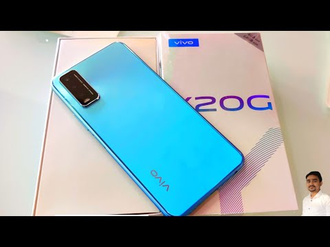 Vivo Y20G Unboxing & Review in Hindi !! Vivo Y20G Price, Specifications & Many More