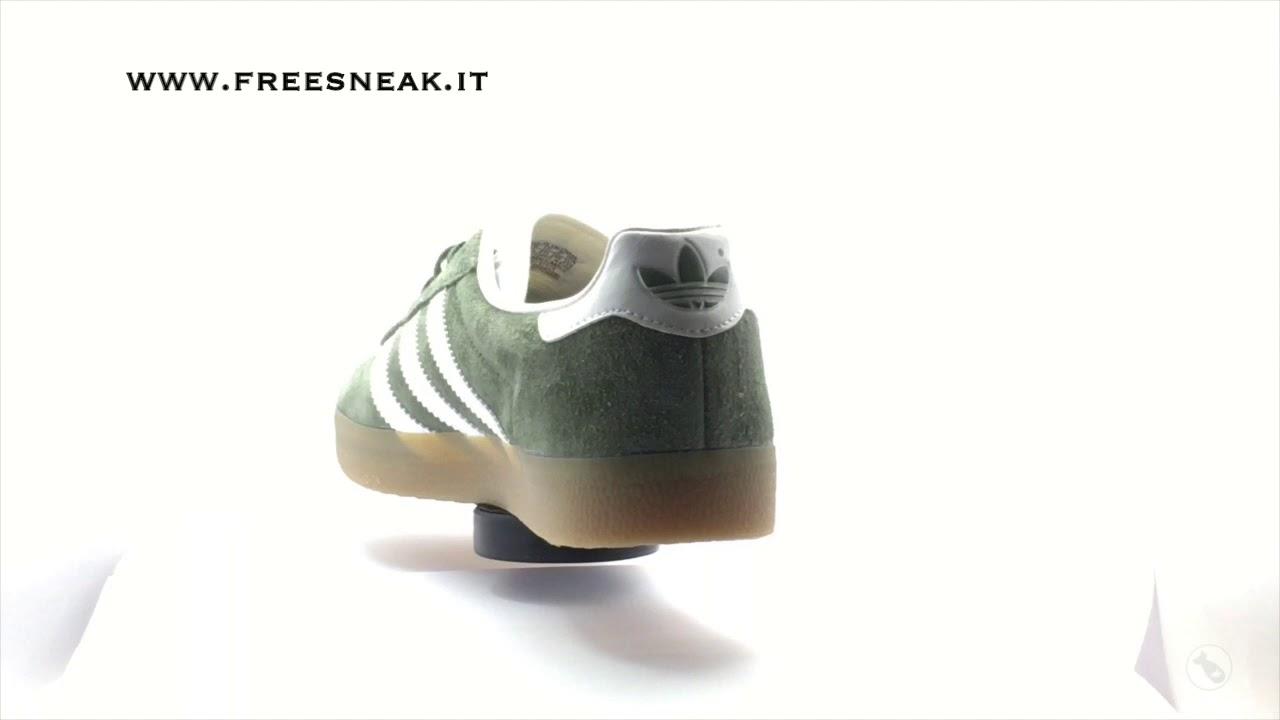 adidas gazelle super verde