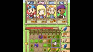 I Found A Game: Puzzle de Harvest Moon
