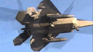 F22 Raptor - Fighter Aviation