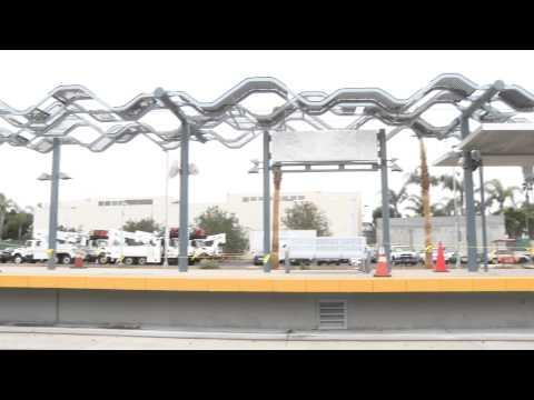 Santa Monica EXPO Light Rail Line