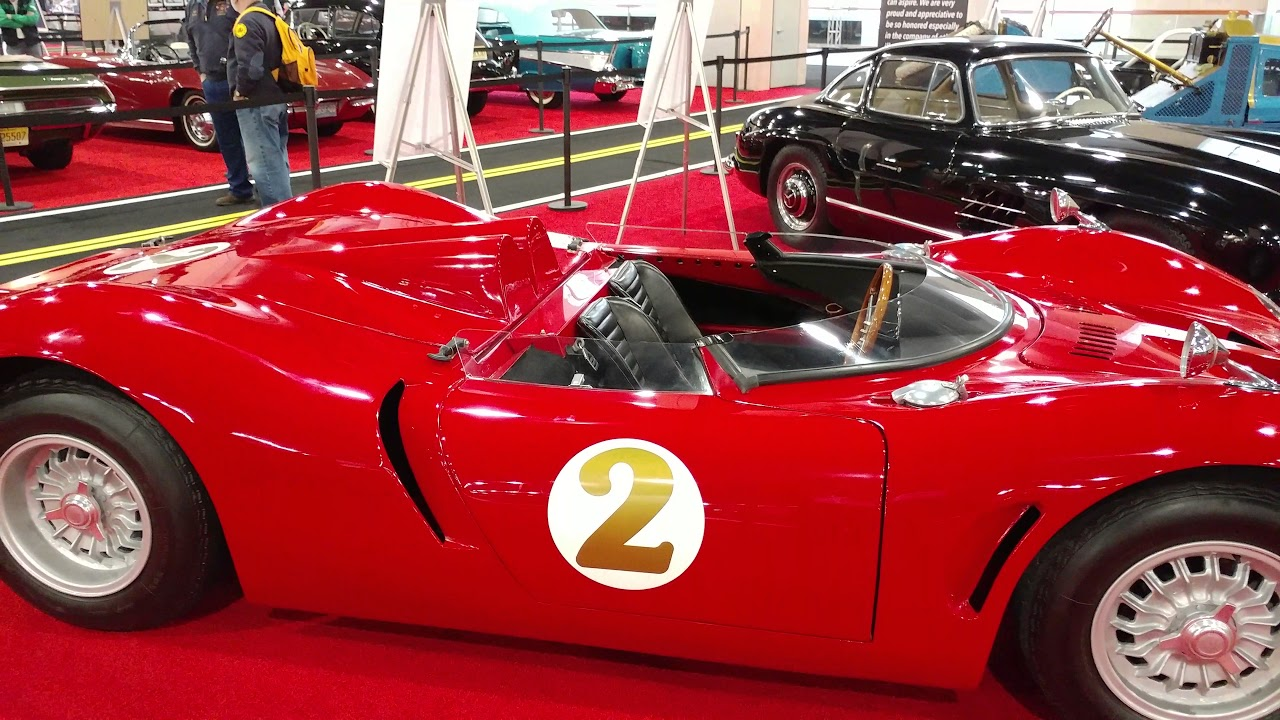 BIZZARRINI PS RACE CAR Of PHILADELPHIA CONVENTION - Philadelphia convention center car show