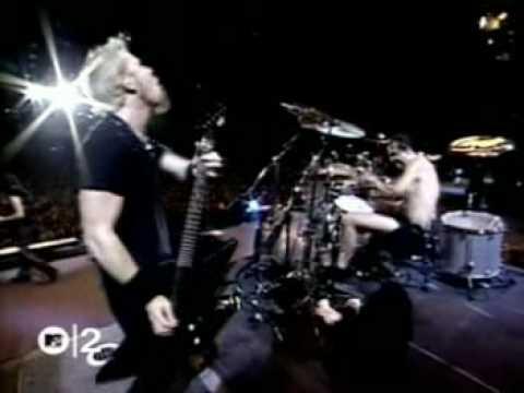 Metallica - Sad But True (Live Summer Sanitarium 2000)