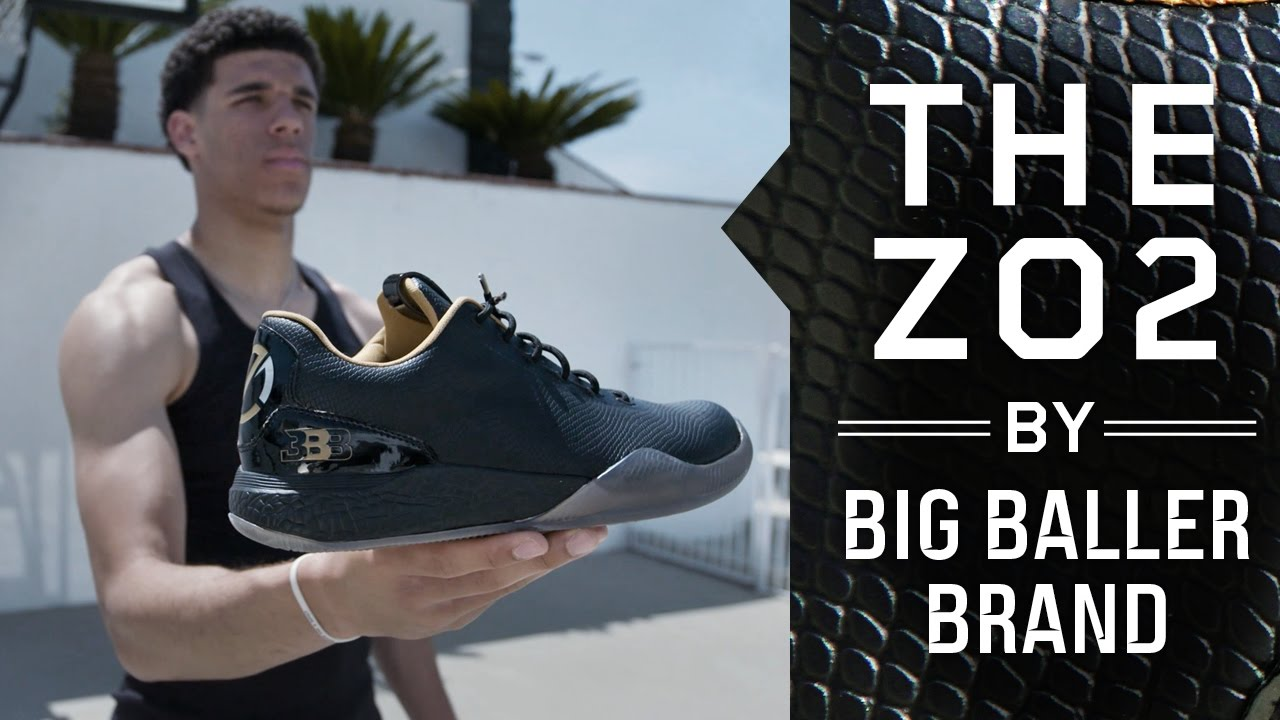ball shoes. exclusive: lonzo ball reveals his big baller brand signature shoe shoes