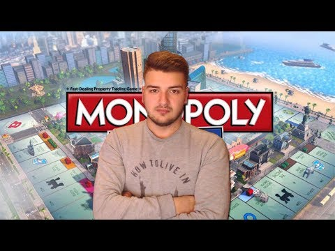BERCEA VS ANDY | MONOPOLY
