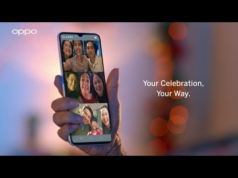 #yourcelebrationyourway-with-#oppo