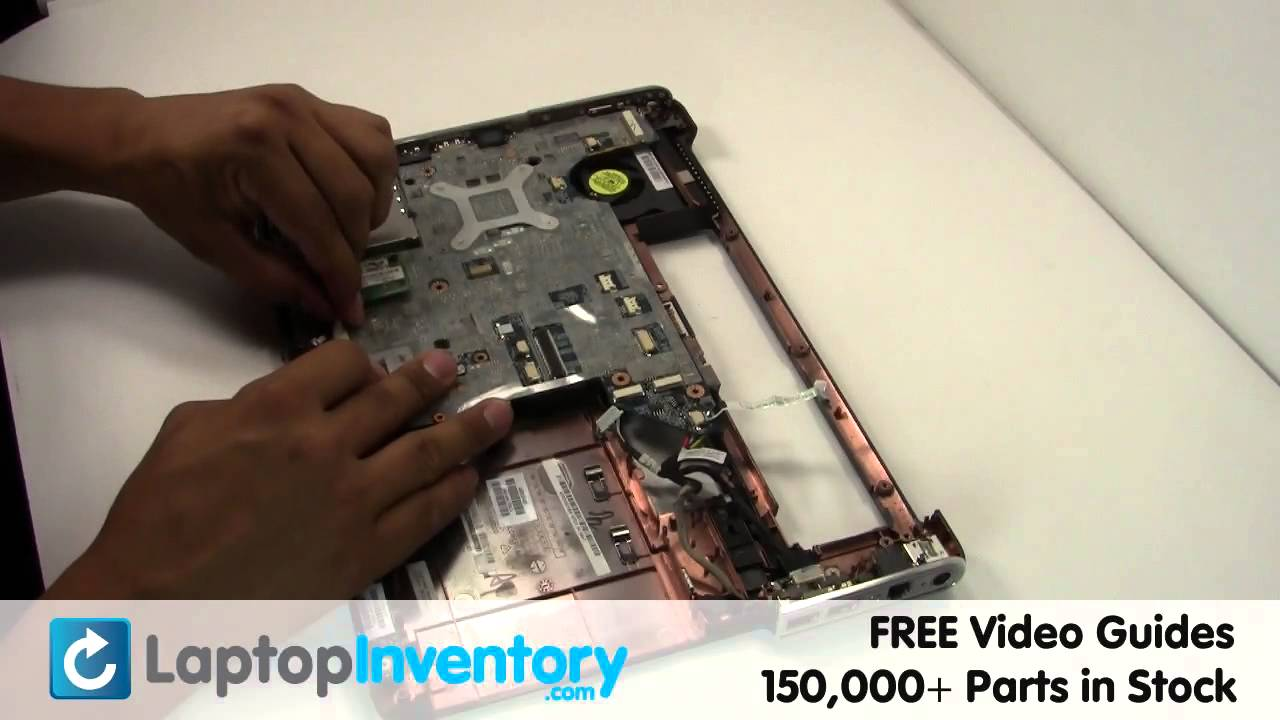 how to change laptop cpu