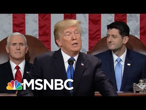 Fact Checking President Donald Trump's SOTU Claims On Immigration | Velshi & Ruhle | MSNBC