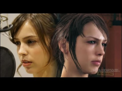 Quiet's Theme - MGS5 - Stefanie Joosten LIVE (With Lyrics)