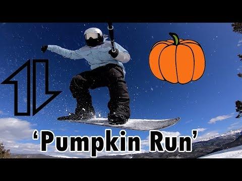 Pumpkin Run, Spring Break, Allergies, Todd Richards, Bla bla bla bla bla...