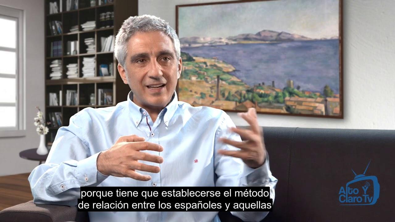 Las administraciones públicas están absolutamente contagiadas de la leyenda negra : Iván Vélez