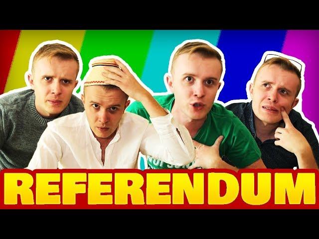 Referendumul in Moldova, Ardeal, Oltenia si Tinutul Secuiesc (plus 2 personaje surpriza)