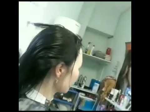 Пирофорез, лечение волос живым огнём...