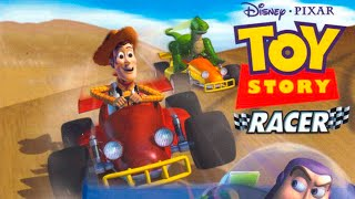 Toy Story Racer - Game Boy Color