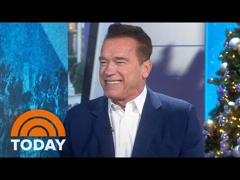 Arnold Schwarzenegger Replaces Jesse Trump on Celebrity Apprentice