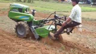 kirloskar powertiller 15 HP with seat in kerala