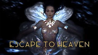 ESCAPE TO HEAVEN - Powerful Female Vocal Fantasy Music Mix | Beautiful Evocative Orchestral Music
