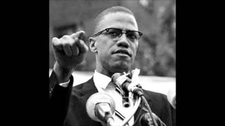 "Malcolm X says black people get ""chumped"" by the Democratic Party"