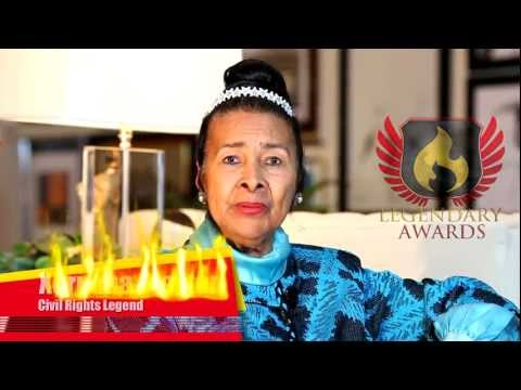 Xernona Clayton The Pioneer Award
