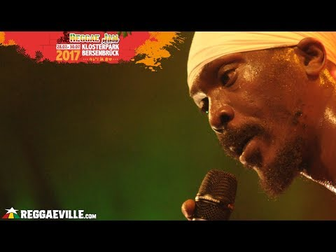 Anthony B & House of Riddim @ Reggae Jam 2017