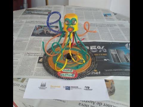 Modelado 3D Polbus Caoticus Roberto Losada