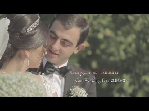 Gurgen Tamara Wedding day by Alart studio