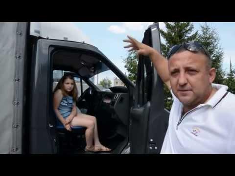 ГАЗель Next с прицепом 60 тысяч и дальше - семейный обзор.
