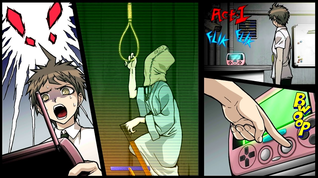 [PS Vita] Danganronpa 2: Goodbye Despair - Chapter 3: Trapped by the Ocean  Scent (Class Trial)
