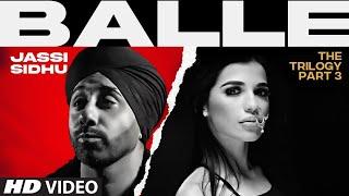 Balle Video Song | Jassi Sidhu | Sarai | Madan Jalandhari | Gabriella Kingsley | T-Series