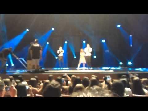 Teu Olhar - Fly Teatro Bradesco (gravação do clipe)