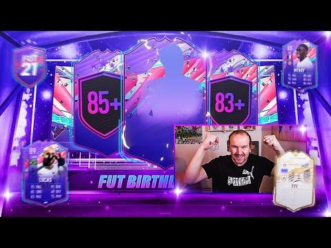 FIFA 21 - J'OUVRE TOUS LES PLUS GROS PACKS ( 83+ X25 et 83+X10) ET JE PACK LE FUT BIRTHDAY PARFAIT !