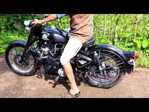 Royal enfield diesel 610 cc  liquid cooled