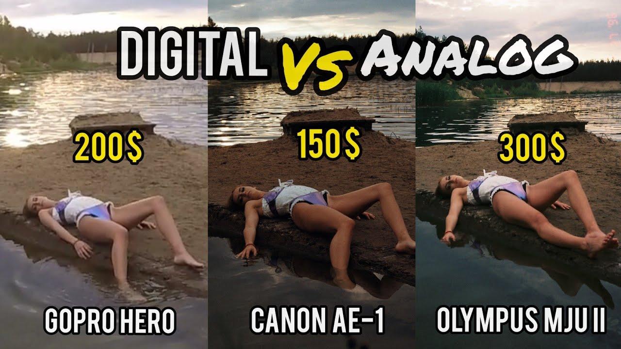 Why We Still Love Film: Digital vs Analog Photography | Photowalk VLOG