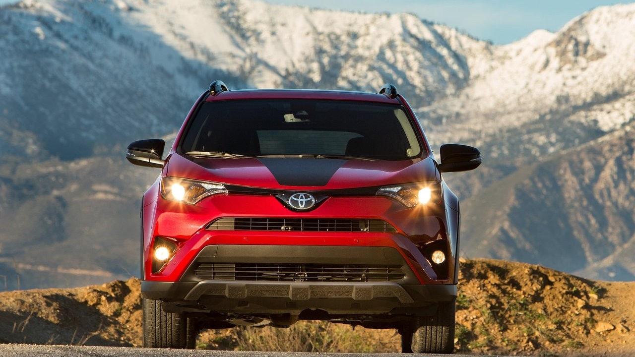 2018 Toyota Rav4 Adventure Review Youtube