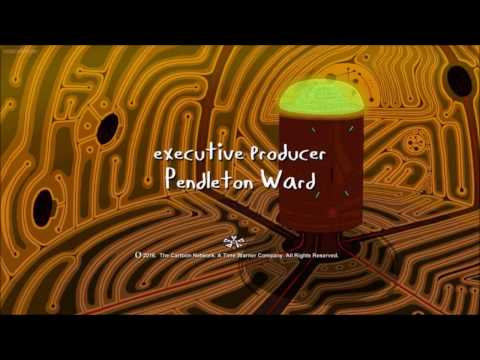 Adventure Time - Islands All End Credits (720p HD)