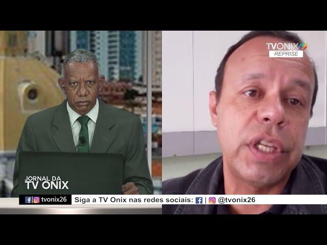 Jornal da TV Onix - Ao Vivo: 31/05/2021